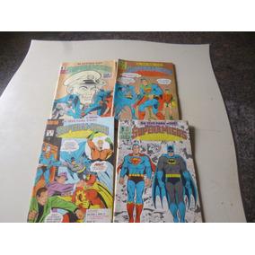Superamigos Tv - S.homem E Batman - 22,00/cada /66pg/m.bom