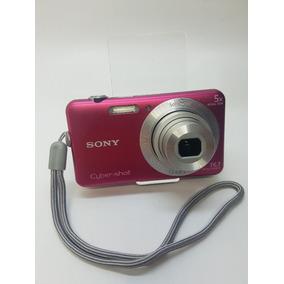 Câmera Digital Cyber-shot Dsc-w710 Sony Led Power Não Acende
