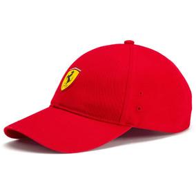 Boné Puma Ferrari Sf Fanwear Bb Cap