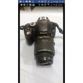 Nikon D5100 Com Flash