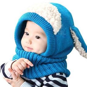 Touca Para Bebe Inverno Gorro Infantil Meninas E Meninos - Calçados ... 4f3a671c965