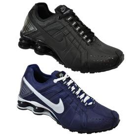 Tênis Nike Sxhox 4 Molas Junior Avenue Originals 2 Pares