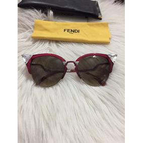a15013f1d984e Fendi Óculo De Sol Iridia Ff 0041 s 100%original - Óculos no Mercado ...