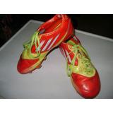 Tacos Zapatos De Futbol adidas Para Niño Usados Talla 35