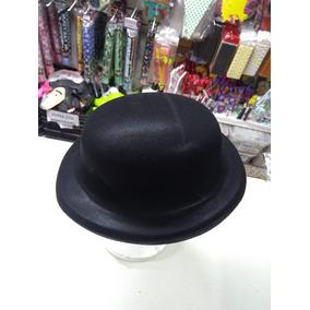 Sombreros Bombin Barrio De Once - Disfraces y Cotillón en Mercado ... 7b3479c109a