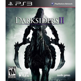 Darksiders Ii Ps3 Nuevo Y Sellado