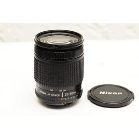Lente Zoom Nikon 28 80 D Af F3.5 Usado Optimo Poco Uso