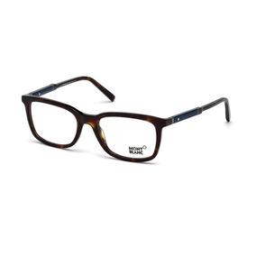 Armacao Mont Blanc Mb 168 Marrom Frete Gratis - Óculos no Mercado ... 3cffa51c1e