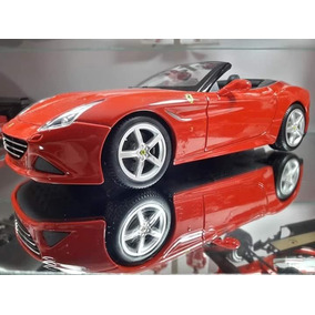 Ferrari California T 2014 Burago Escala 1/18 Envio Gratis