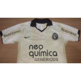 Camisa Corinthians Ano De 2010 Centenário Original Nike - 48