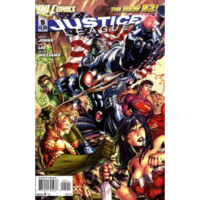 Dc Justice League - The New 52 - Volume 5