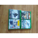 Vendo Juegos De Xbox One, Xbox 360 Y Wii Usados.
