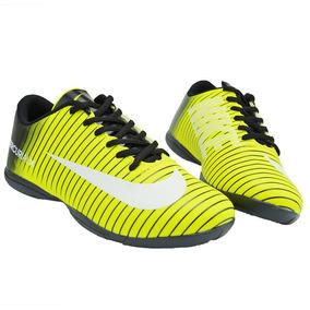 a21fb5b530 Chuteira De Futsal Nike Mercurial Velcro Masculino - Chuteiras ...