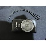 Camara Canon Ixus Zoom 8x Compacta 16 Mpx