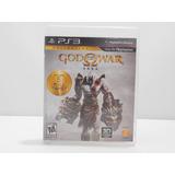 God Of War: Saga - Ps3 ¡fisico-usado! En Tecno-gaming
