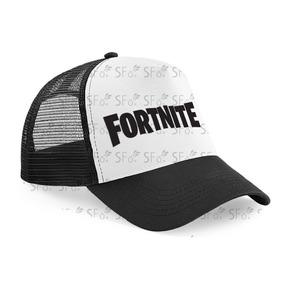 Gorra Trucker Fortnite Video Juego Play Xbox Nintendo eb32544862d