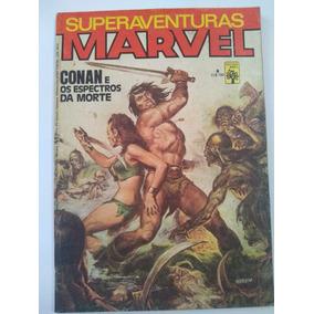 Superaventuras Marvel Nº 8 - 1983 - Ed. Abril - Rara !