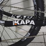 Protetor Quadro Bike Neoprime Kapa Bikes Preto