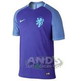 Camisa Nike Holanda Away 2016 S nº - Azul Masculino aa62c10cef625
