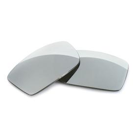 Oculos De Sol Oakley Fives Squared Armação Cinza Translucido ... e49059c26c