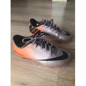 1c33a5ace2 Chuteira Nike Infantil Original Importada Tam 31 Usada