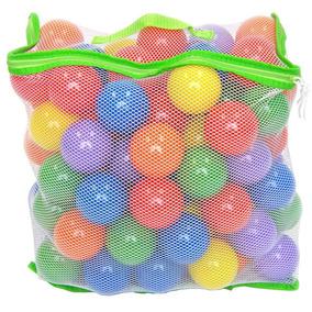 Bolsa De 100 Pelotas Para Piscina 6 Colores Marca Funballz en ... 9293a96c63a4b
