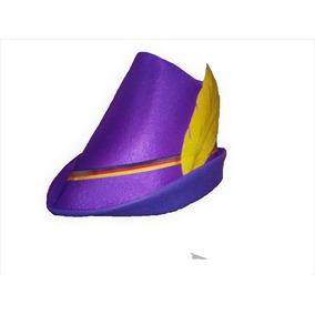 Alpino Sombrero Tiroles - Disfraces y Cotillón en Mercado Libre ... 081d5bbaa93