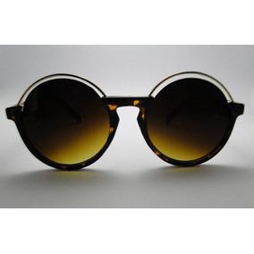 dd548bdbd74c3 Oculos Aro Redondo De Sol - Óculos no Mercado Livre Brasil