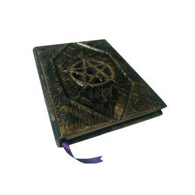 Grimório Wicca Pentagrama Book Of The Shadows 200 Páginas