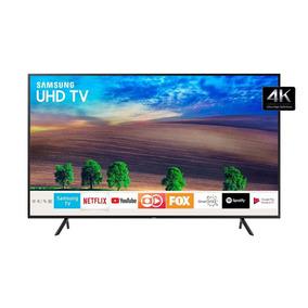 Smart Tv Led 55 Samsung Un55nu7100gxzd 4k Ultra Hd Hdr Com W