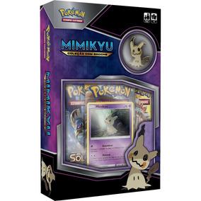 Pokémon Mimikyu Com Broche Copag