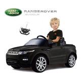 Auto A Batería Nene 12v Land Rover Control Cinturón 81400 *5