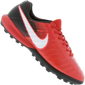 Chuteira Nike Tiempo X Próximo 2 Society- Acc- Profissional 11d15c82d6490