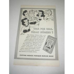 1fc5e383b91 L - 290  Pbmk750 Propaganda Antiga Gillette. R  22