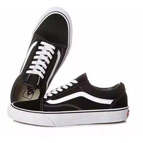 70562878947 Vans Knu Skool Verde Branco Skate - Tênis no Mercado Livre Brasil