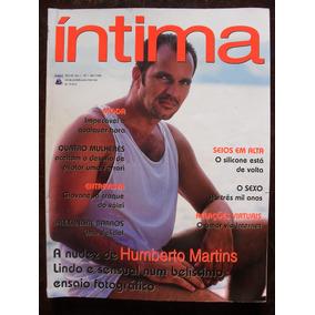 G Magazine Revista Íntima Nº 1 - Humberto Martins Abril/1999