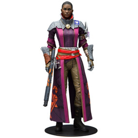 Destiny Ikora Mcfarlane Action Figure De 18cm Pronta Entrega