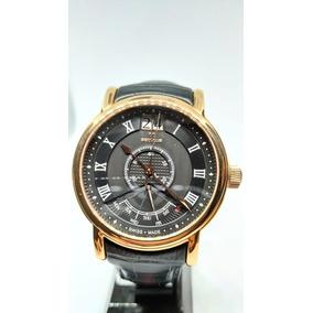 Relógio Suíço Masculino Swiss Made Seculus 450637003lbrb