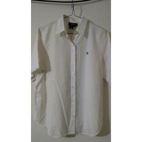 Blusa Camisa Dama Ralph Lauren Talla M