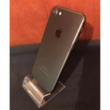 iPhone 7 Black Mate 32 Gb Liberado Como Nuevo