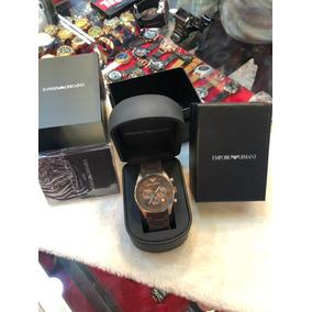 a9abb7f3c69 Vidro Para Relogio Emporio Armani - Relógios De Pulso no Mercado ...