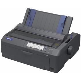 Impresora Epson Fx890 Matrix De Punto