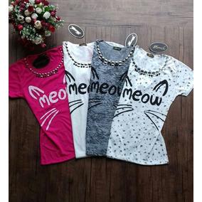 1 Lote Camisas Femininas