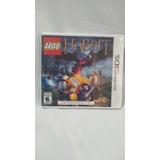 Lego The Hobbit - Nuevo Y Sellado - 3ds