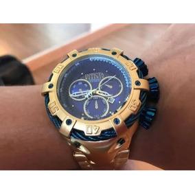 87cda19e15a Relogio Invicta Reverse Falso - Relógios no Mercado Livre Brasil