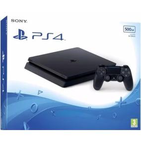 Ps4 Slim Sony 500 Gb + Call Of Duty Lacrado