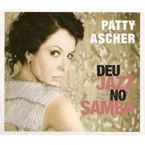 Cd Patty Ascher Deu Jazz No Samba