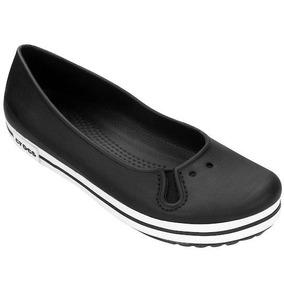 Crocs - Crocband Flat - 11072-001