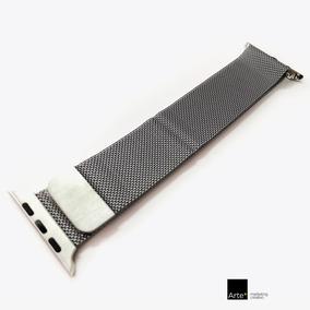 Correa Acero Para Apple Watch Caja De 42 Mm