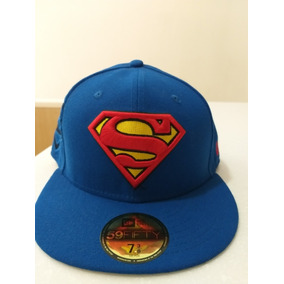 Gorra Superman New Era en Mercado Libre México 4f74f1c19ec